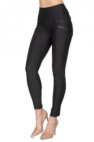 Ladies sleeveless waistcoat FA412