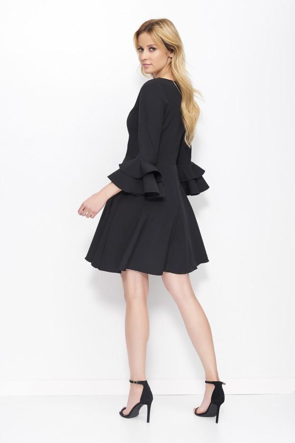 Mini Dress Womens Plain Tunic • FA593