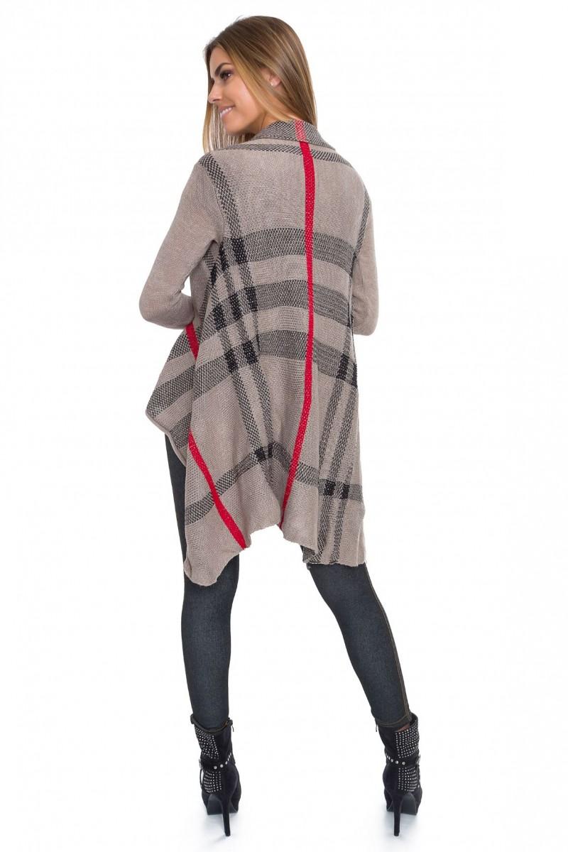Classic and elegant sleeveless peplum dress with zipper at the back
