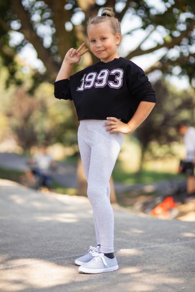 Klasyczne legginsy dziecięce