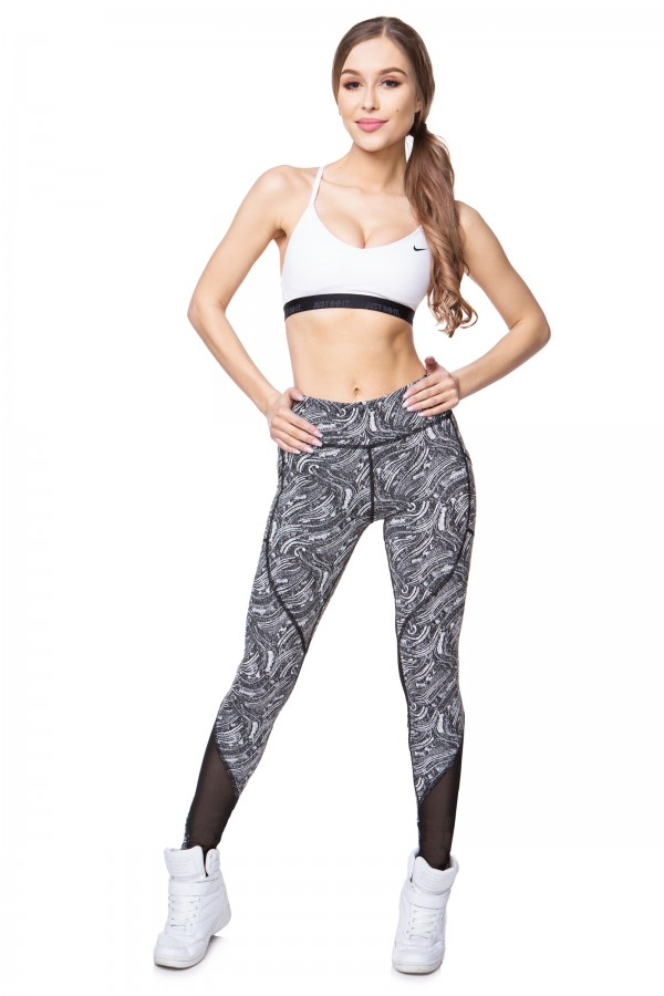 Ladies Leggings High Waist Slimming...