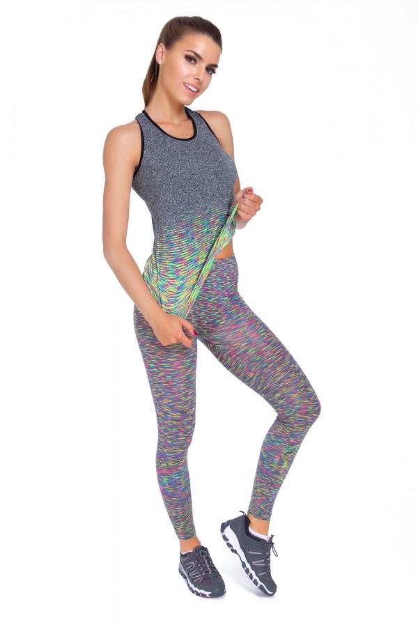Womens Full Length Gym Leggings...