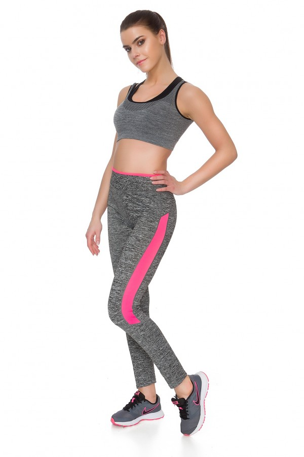 Womens Sport Leggings Full Length...