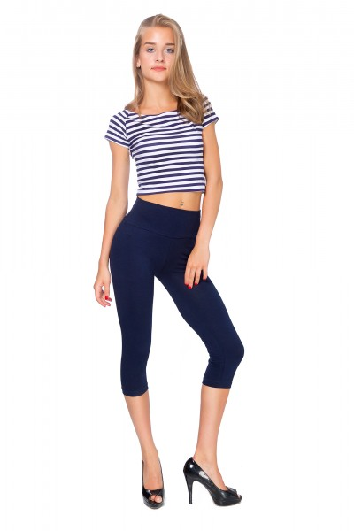 Ladies Casual 3/4 Leggings...