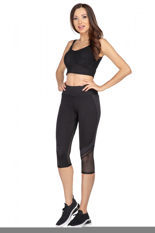 Yoga Slim Fit Mesh Workout Fitness...