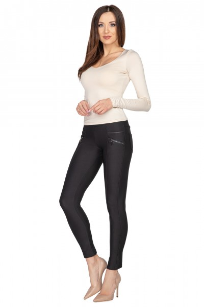 Wide Waistband Leggings...