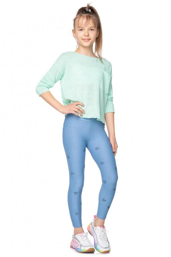 Girl's Comfortable & Soft Leggings...