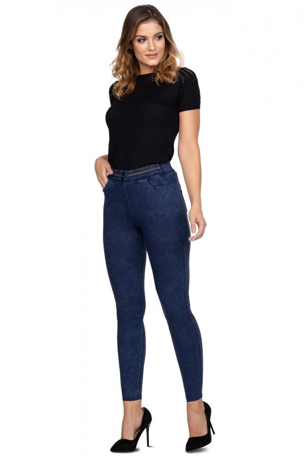 Women's High Waisted Jeans • SSFA12
