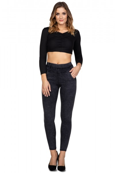 Women's High Waisted Jeans...