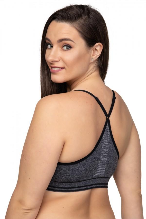 Womens Sport Bra Workout • Big Size
