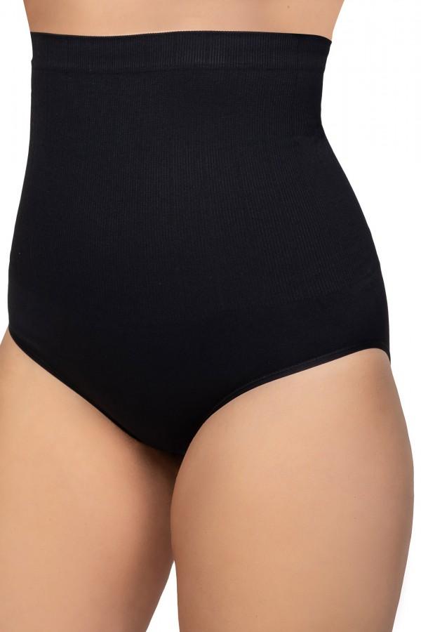 Shaping underwear with high waist •...