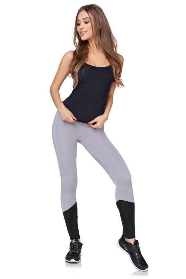 Sport High Waisted Workout Leggings •...