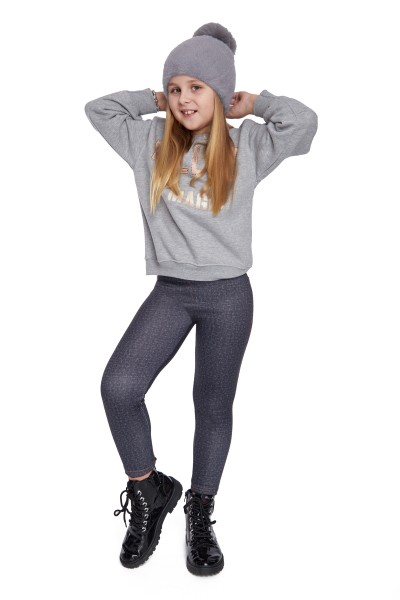 Girls leggings • Denim...