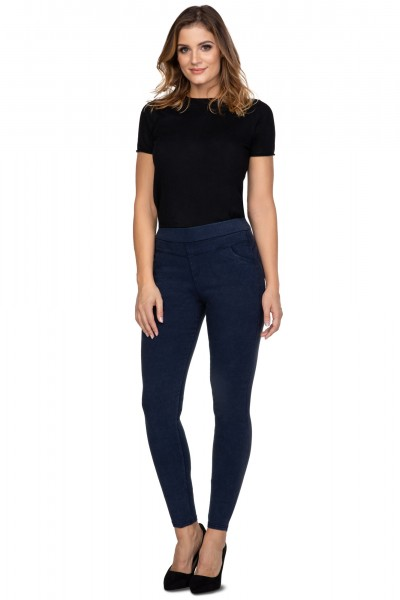 Jeggings with high waist...