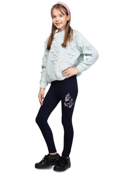 Girl's Cotton Leggings...
