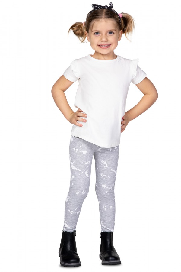 Dziecięce bawełniane legginsy • 3 wzory