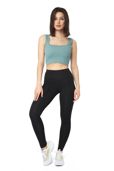 NEW! Sports Leggings with...