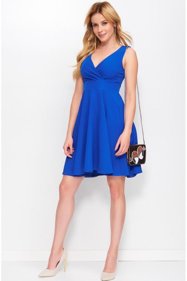 High-Waisted Women's Retro Dress...
