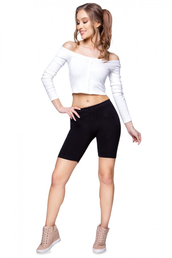 Ladies Leggings with Pockets Cropped...