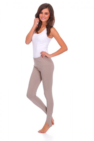 Warm Stirrup Leggings Soft...