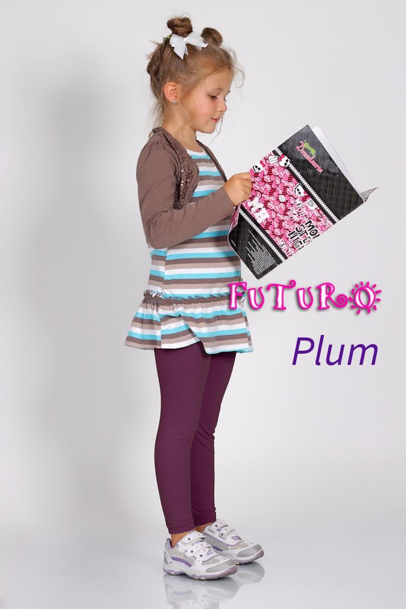 Childrens Cotton Leggings Full Length Girls Kids Age 2 3 4 5 6 7 8 9 10 11 12 13